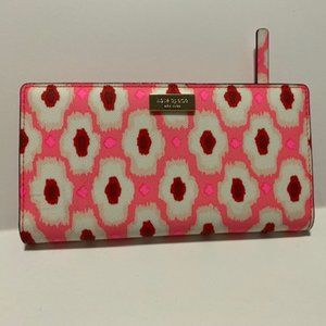 kate spade laurel way stacy wallet -- NWT